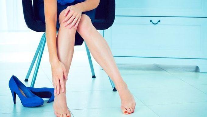 durerea de picioare